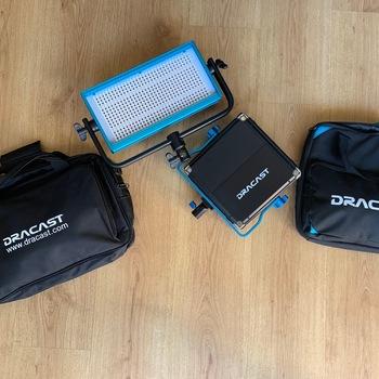Rent Dracast Daylight Pro LED500 and S-Series 500 BiColor (2 Light Set)