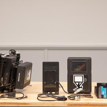 Rent Small HD OLED 7'' wireless directors monitor kit