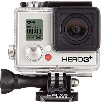 Rent GoPro Hero 3+ black 2.7K