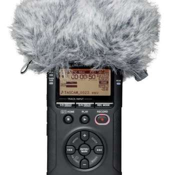 Rent Tascam portable 4 channel recorder