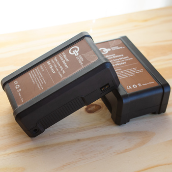 Rent Green Extreme 162WH Lithium-ion V Mount Battery kit