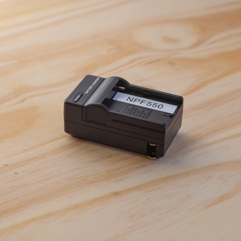 Rent Sony NP-F550 battery charger