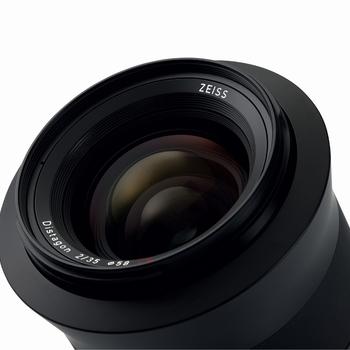 Rent Zeiss 35mm f/2 ZF.2 Milvus Lens