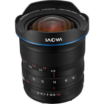 Rent Venus Optics Laowa 10-18mm f/4.5-5.6 FE Zoom