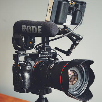 Rent A7 III Run 'n Gun camera package