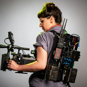 Rent Proton Pack Backpack Rig