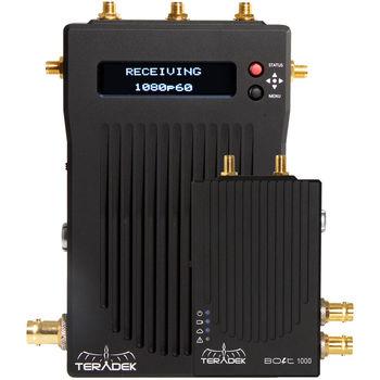 Rent Teradek Bolt 1000 Wireless Video Transmitter & Receiver Set