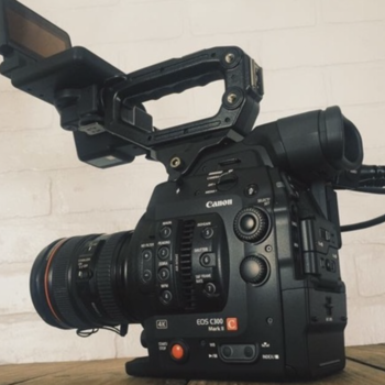 Rent Canon C300 Mark II Package