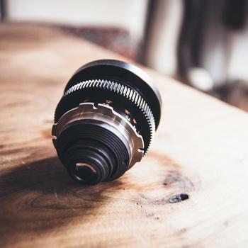Rent Zeiss Super 16mm Super Speed Superspeed Lenses Set 9.5mm, 12mm , 16mm, 25mm f1.2 lenses (T1.3)