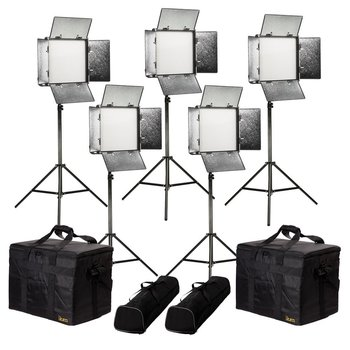 Rent Ikan Rayden RW10 - 5-Point Light Kit