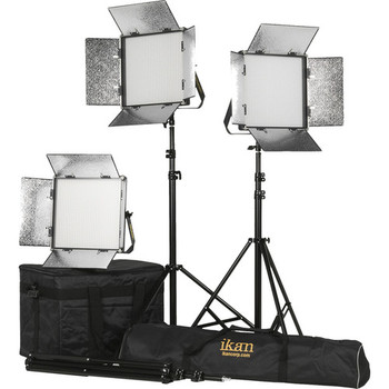 Rent Ikan Rayden RW10 - 3-Point Light Kit