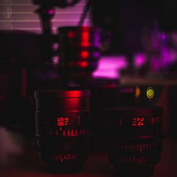 Rent Sigma Prime Lens Kit 24mm 35mm 50mm 85mm