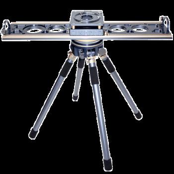 Rent Cineped 3.5' Rotating Slider w/ Quattro (Quadpod) Legs