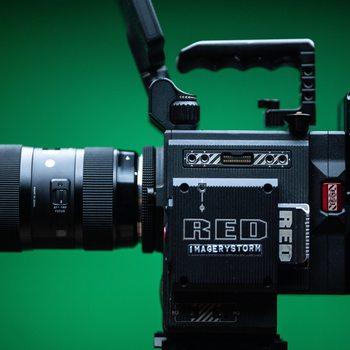 Rent RED Raven Handheld READY TO SHOOT Kit Dragon 4.5K DSMC2