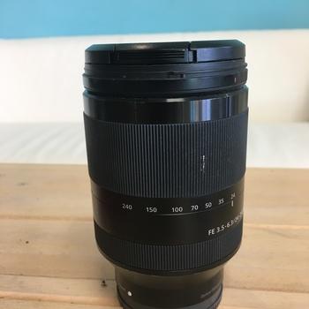 Rent Sony FE 24-240mm f/3.5-6.3 OSS Lens