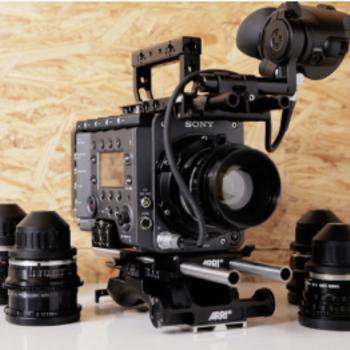 Rent Sony VENICE Canon K-35 5 Lens Full Package