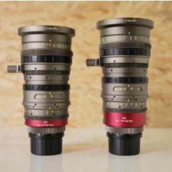 Rent Angenieux EZ-1 S35 30-90mm and EZ-2 S35 15-40mm T2