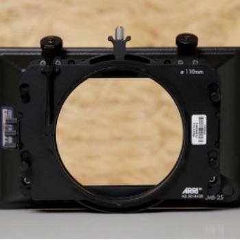 Rent Arri LMB-25 3 Stage Matte-box