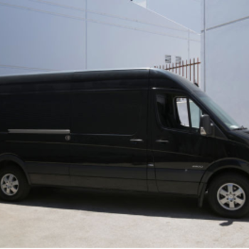 Rent Mercedes Sprinter *Mega Package*