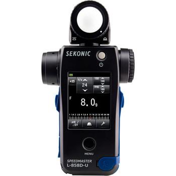 Rent Sekonic Speedster L-858D-U Meter