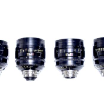 Rent Cooke S4 S4/i Prime Lens Set