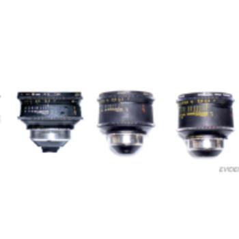 Rent Cooke Speed Panchro Prime Lens Set S2/3 PL SET OF 7