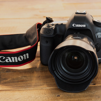 Rent Canon 5D Mk III w/ EF 24-70mm f/4 lens + EXTRAS