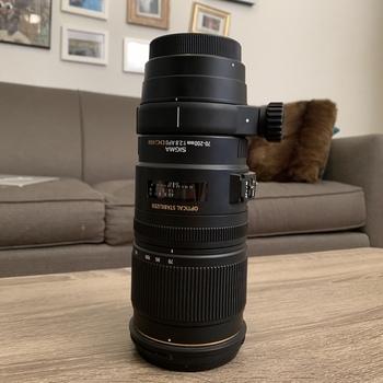 Rent Sigma 70-200mm f/2.8 EX DG APO OS HSM