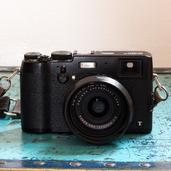 Rent Fujifilm  X100T X Series Compact Digital Camera