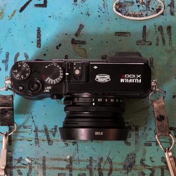 Rent Fujifilm  X100T X Series Compact Digital Camera