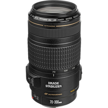 Rent Canon  EF 70-300mm f/4-5.6L IS USM