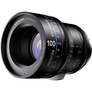 Rent Schneider Xenon FF 100mm T2.1 Cinema Prime Lens (EF Mount)