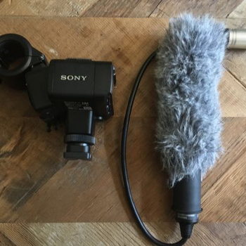 Rent SONY XLR-K2M ADAPTER KIT W/ MICROPHONE
