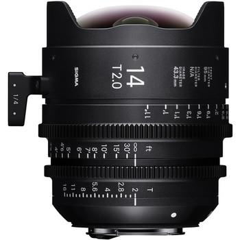 Rent Sigma 14mm Prime Lens