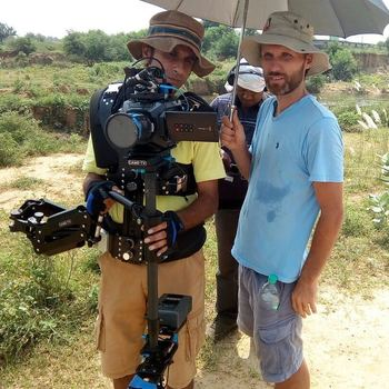 Rent 1 Day Hands on Cinematography Intensive with Telly Award-Winning Filmmaker