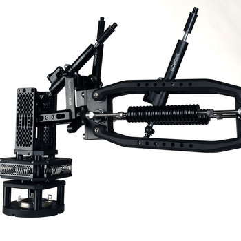 Rent Flowcine Black Arm Complete + Anti-Vibration Mount