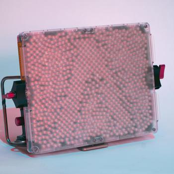 Rent Aputure Amaran Tri-8s Spot Daylight LED Light with V-Mount Battery Plate