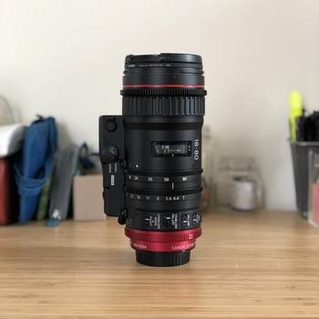 Rent Canon CN-E 18-80mm f/4.4 COMPACT-SERVO Cinema Zoom Lens