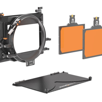 Rent Two Stage Bright Tangerine Viv Matte Box