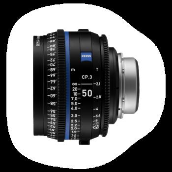 Rent Zeiss CP.3 XD 50mm T2.1 EF/PL Lens