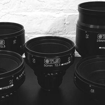 Rent Kowa Cine Prominar TLS Lens Set