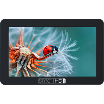 """Rent SmallHD Focus 5"""" Monitor with accessories"""