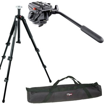 Rent Manfrotto 701 & 804 Heads and Tripod