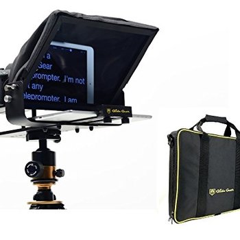 Rent GlideGear Tablet Mounting Teleprompter Kit