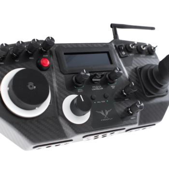 Rent Wireless Movi Controller, compatible with Movi M5 and other Movi Gimbals.