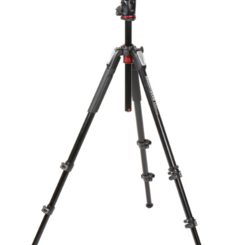 Rent Manfrotto Aluminum Tripod with XPRO Ball Head and 200PL QR Plate
