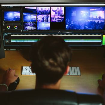 Rent Intro to Editing with Vimeo's Video Producer (Previously NYT  & Rolling Stone)