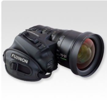 Rent This Cabrio 19-90 V2 is perfect for television documentary and reality (and features too). It's been trusted with creating some great images on the Zimmern List on Travel Channel. Take this lens on your next filming adventure!