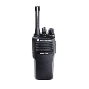 Rent Motorola/Titan Walkie Talkie 16ch (Includes 2 Batteries and Over Ear Headset)