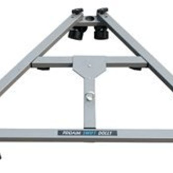 Rent Proaim Swift Professional Heavy Duty Camera Tripod Dolly with Wheels for DSLR Video Photography Film (SWFT-DL) | Compatible with Track & Jib
